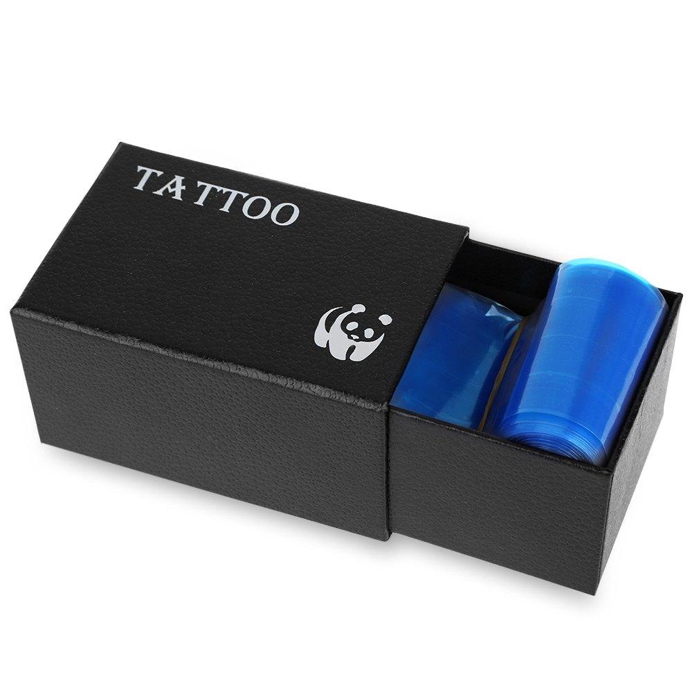 125Pcs Yuelong пластикалық көк татуировкасы - Тату және дене өнері - фото 5