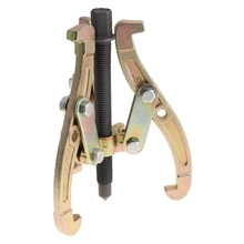 6 Inch 2 Claw / 3 Claw Bearing Puller Multi-Purpose Rama 6 inch 2 claw 3 claw bearing puller multi purpose rama with 4 single hole claw pullers for car mechanical repair