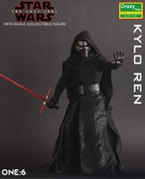 Crazy Toys 1:6 Star Wars The Force Awakens KYLO REN Movie PVC Action Figure Collectible Model Toy 29.5cm