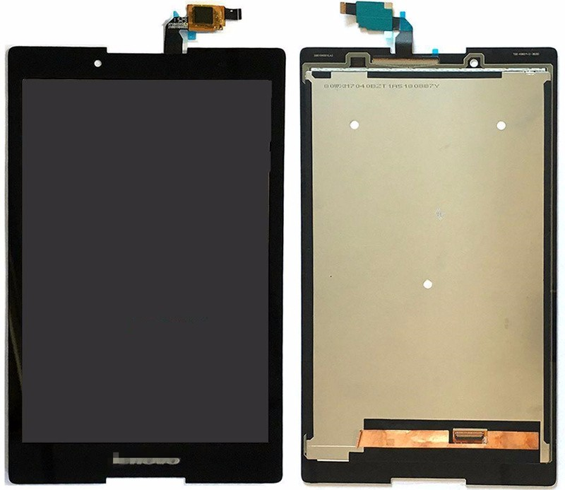 For Lenovo Tab 2 A8-50F A8-50LC A8-50 Tablet PC Touch Screen Digitizer+LCD Display Assembly Parts Black 100% Tested zipower pm 5156