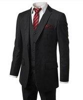 Classic Style Groom Tuxedos Groomsmen Men S Wedding Prom Suits Bridegroom 2017 High Quality Black Suits