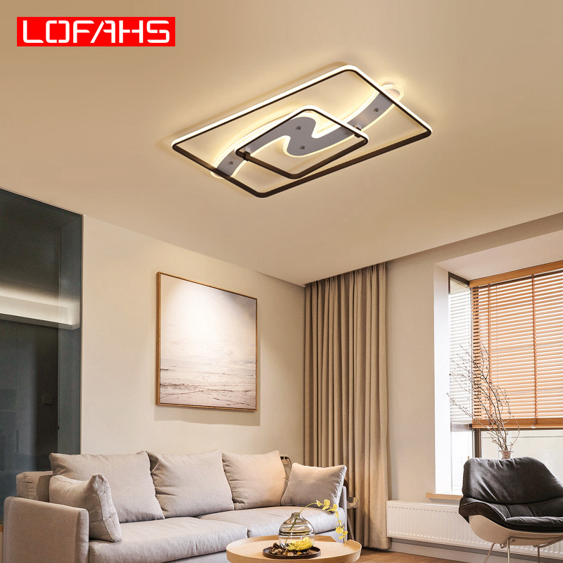 LOFAHS Post modern led ceiling light for Living Room bedroom decoration ceiling lamp Home office Dome lighting luminaria de tetoLOFAHS Post modern led ceiling light for Living Room bedroom decoration ceiling lamp Home office Dome lighting luminaria de teto