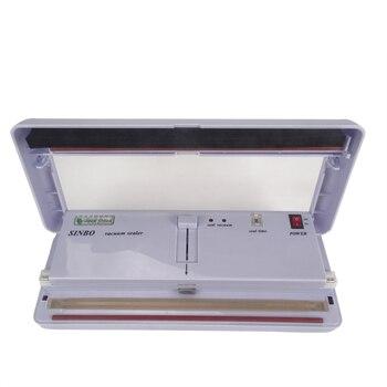 1 Adet 220V Plastik Torba Vakum Sızdırmazlık Küçültücü Aracı DZ-280 Ev Vakumlu Plastik Torba Mühürleyen