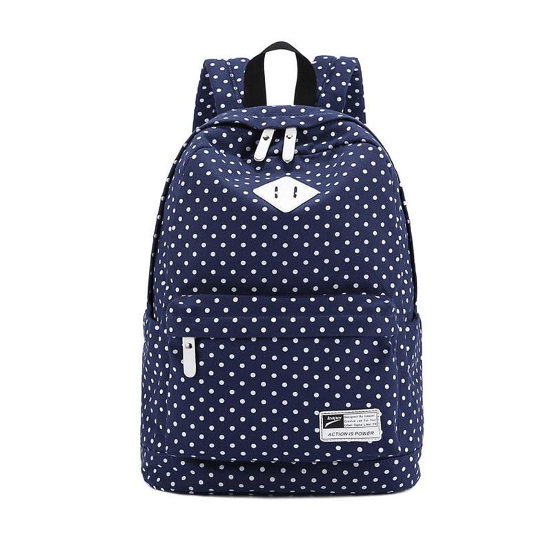 aaffca50a268a المدرسة الثانوية الطلاب حقيبة حقيبة كتف حقيبة قماش الإناث الكورية كلية بنين  بنات مدرسة حقائب للمراهقين الظهر