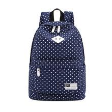 Junior High School Schüler Tasche Schultertasche Rucksack Leinwand Weibliche Korean College Jungen Mädchen Schultaschen Für Jugendliche Rucksack