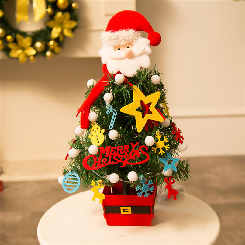New Arrival Artificial Flocking Christmas Tree LED