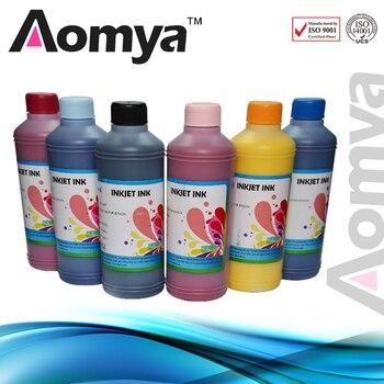 Aomya Dye ink PBK,C,M,Y,GY + Pigment ink MBK Compatible for HP 72 Designjet T610 T620 T770 T790 T1100 T1120 T1200 T1300