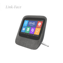Smart Screen Wireless Speaker Built in Alexa Portable Touchable HD Internet Radio Voice Controlled Home
