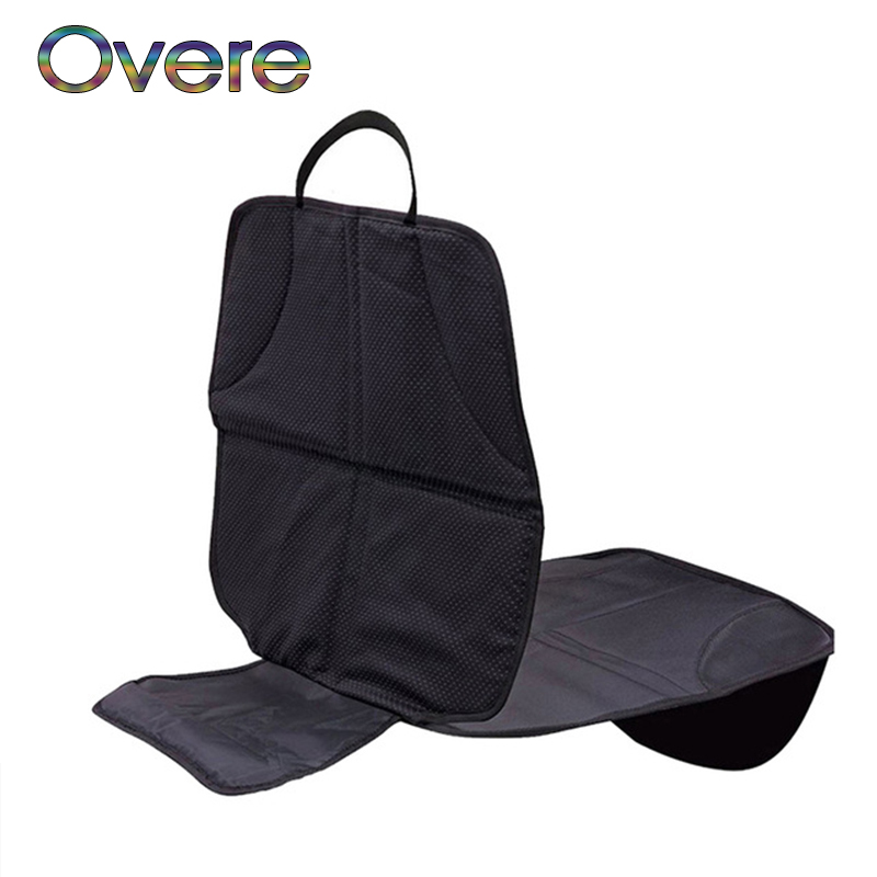 Overe Car Baby Kids Seat Cover Protection Cushion Mat For