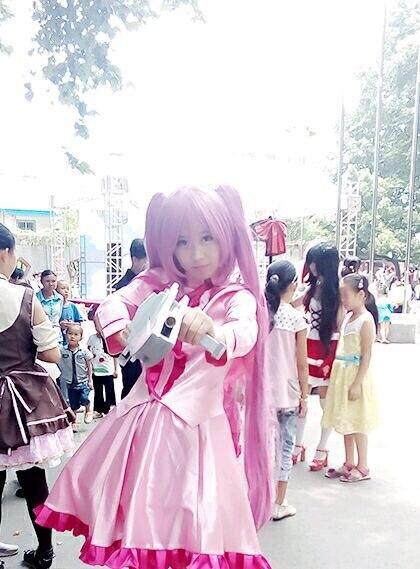 Akame ga kill mine cosplay