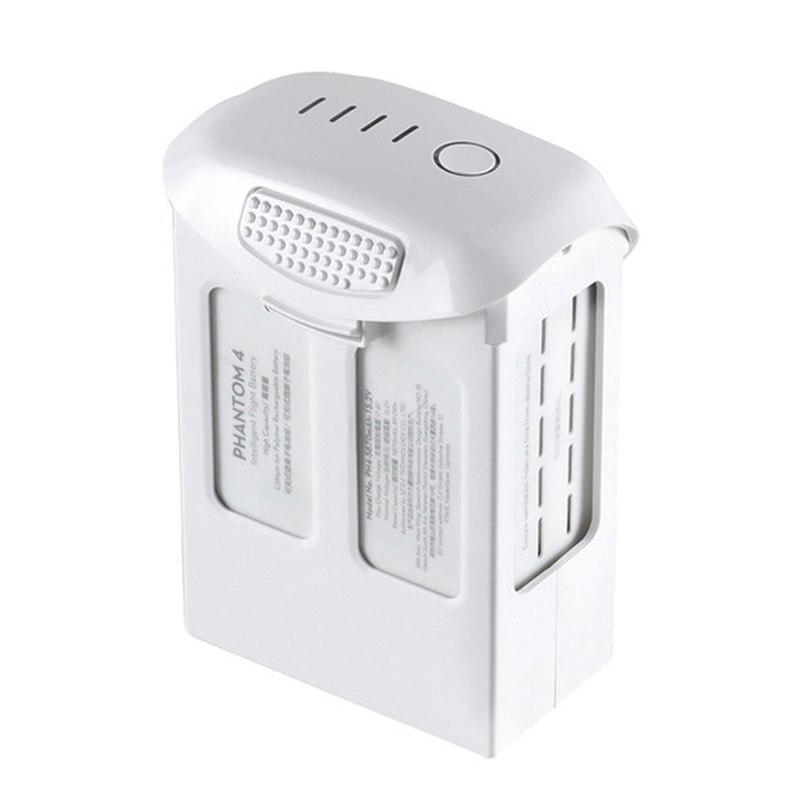 D'origine DJI Phantom 4 Pro Batterie 5870 mAh Haute Capacité Intelligente Vol 30 minutes Pile pour Phantom 4 Série