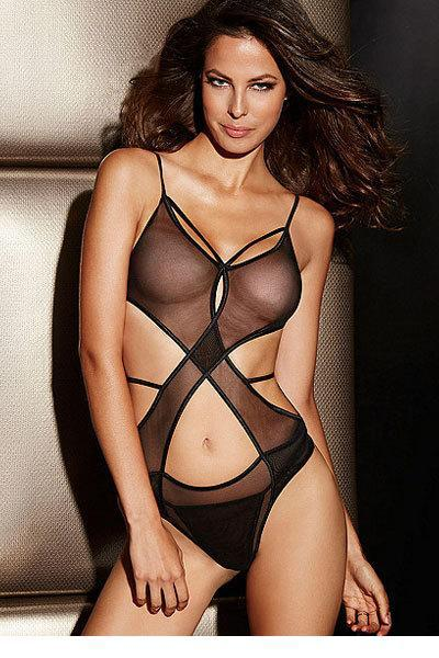 sexy sheer lingerie erotic