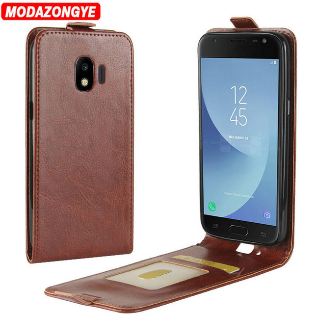 separation shoes 259f9 7b9db US $3.78 10% OFF|For Samsung Galaxy J2 2018 Case Samsung J2 2018 Case PU  Leather Phone Case For Samsung Galaxy J2 2018 J250F J250 SM J250F Cover-in  ...