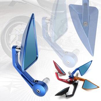 "Universal Motorcycle rearview Mirrors 7/8"" For KTM Suzuki GSF 600 650 1200 Bandit  GSX R 600 750 1000 SV 650 1000 S BWM"