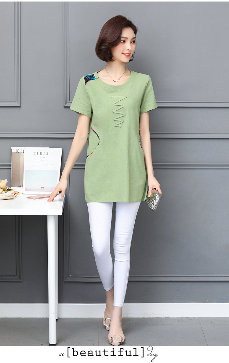 Nkandby Plus size Ladies Tops Summer Korean Women Clothing Slim Cotton Short sleeve 5XL 4XL Big size T shirt Regular Tees Female 21