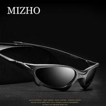 MIZHO Optical Brand 2019 New Polarized Sunglasses Men Fashion Male Eyewear Women Sun Glasses Sports Travel Oculos Gafas De Sol цена