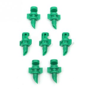 Image 4 - 50Pcs/lot 180 Degree Micro Garden Lawn Water Spray Misting Nozzle Sprinkler Irrigation System