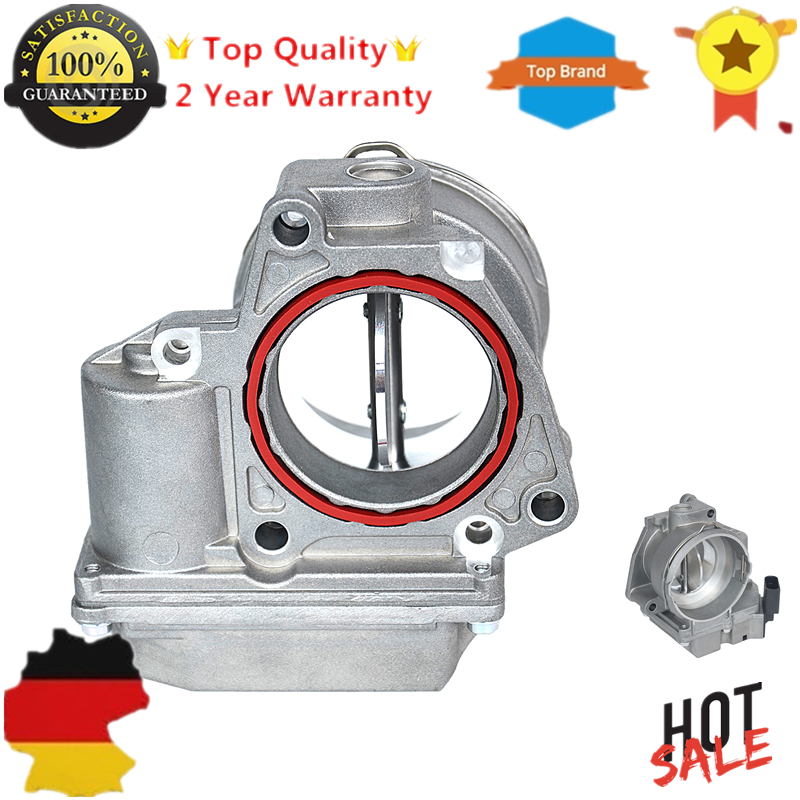 Throttle Body 03G128061A 03G128063C 03G128063J A2C59511698 For Seat Altea Leon Toledo 3/VW Passat/Audi A4 Avant A6 8EC 1.9 2.0 engine fuel injector nozzle for 01 06 vw audi a4 a6 passat 0280156070