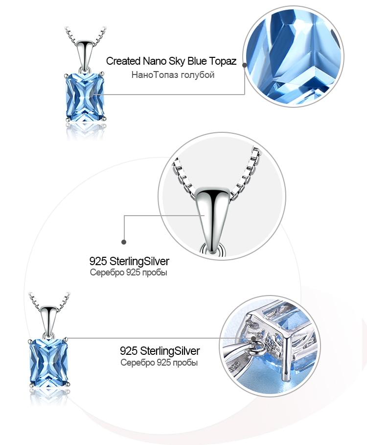 UMCHO ?Nano Sky Blue Topaz 925 sterling silver necklace for women NUJ056B-1-app (7)