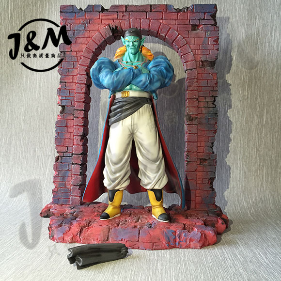 MODEL FANS JM Dragon Ball Z 30cm Bojack gk resin action figure toy for Collection model fans in stock dragon ball z 35cm super saiyangoku and time house gk resin statue figure for collection