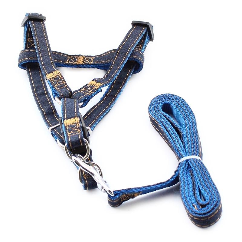 Tienda Armi Denim Material de nylon Arnés para perros Correa Para - Productos animales - foto 2