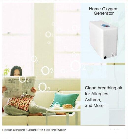 mini concentrateur d'oxygène portable associé à 2 piles pour - Appareils ménagers - Photo 6