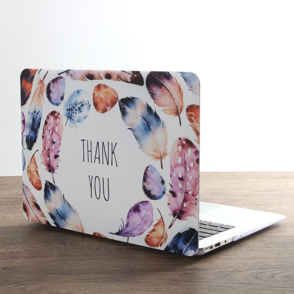 Art Feather Case for MacBook 45