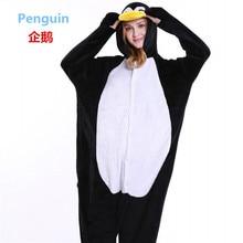 10 Цвета зимние фланелевые любителей пары ночной рубашке Для Женщин Животного Пижама 1 шт мультфильм пижамы kugurumi животных пижамы B-5422