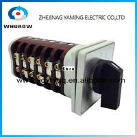 Welding Machine Switch KDHC 63 6 10 CO2 Gas High Voltage Electrical Changeover Rotary Switch 63A