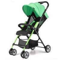 Cheap Baby Stroller Lightweight Portable Foldable Baby Stroller Baby Jogger Stroller Travel System for Newborn Baby Pushchair