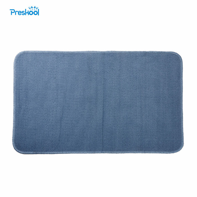 Preskool Baby Kids Toy Operating Mat Blanket Small Size 40*60cm Preschool Training Brinquedos Juguets