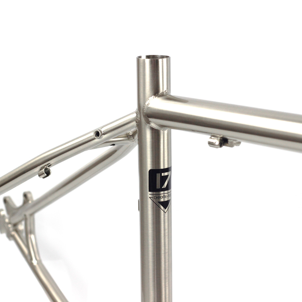 Reynolds 520 CR-MO acero MTB bicicleta marco 27,5 \