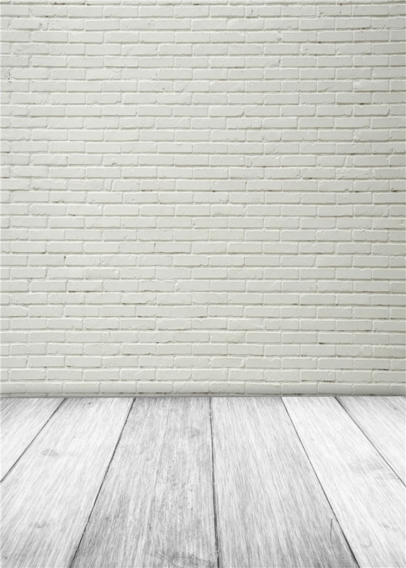 Wooden Floor Photography Backdrops Brick Wall Photo Studio Background Baby Vinyl 5x7ft or 3x5ft JieQX529 wooden floor and brick wall photography backdrops computer printing thin vinyl background for photo studio s 1120