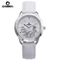Reloj Mujer 2017 Women Watches Top Brand Luxury Leather Bracelet Dress Quartz Watch Femmes Montres Women
