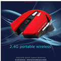 Hot sale free shipping  2.4G portable wireless mice,mouse