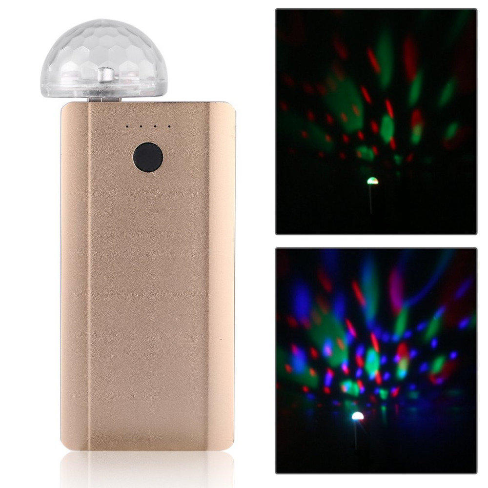 Mini USB LED Stage Effect Neon Lamp Christmas Party Decor DJ Colorful Ball Lights Super Bright Festival Lighting