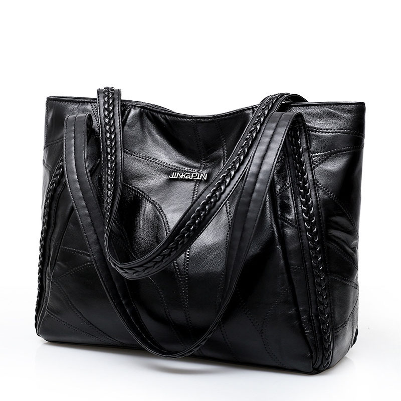 Top-handle Bags Luxury Handbags Women Bags Designer Fashion Totes For Ladies Big Leather Handbag Female Hobo Sac Shoulder Bag foroch brand women bag top handle bags female handbag designer hobo messenger shoulder bags evening bag leather handbags sac 352
