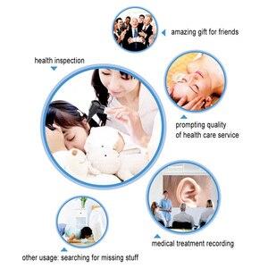 Image 2 - Otoscope סט פנס אוזן בריאות טיפול רפואי ציוד אבחון פנס & מגדלת לן & 4 הבזקים