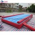 6x2x0 6 м туристический матрас надувной подпрыгивающий коврик  0 55 mmPVC надувной коврик для прыжков с бесплатным воздуходувкой