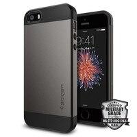 100% Original SPIGEN Slim Armor Cases for iPhone SE / 5S / 5