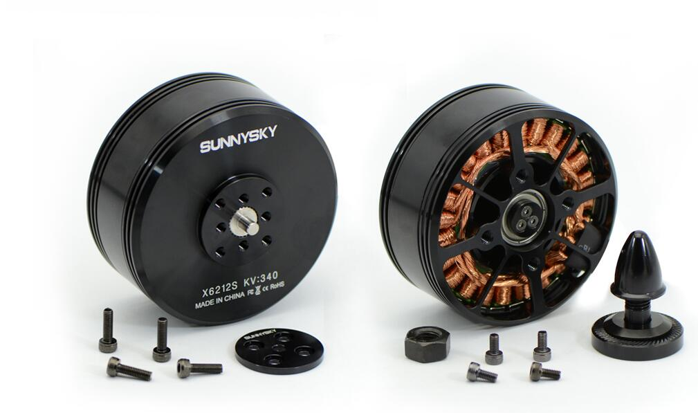 F-Cloud Langyu's New X6212S 180KV 300KV 340KV Brushless Power Motor Plant Protection Drone Motor цена