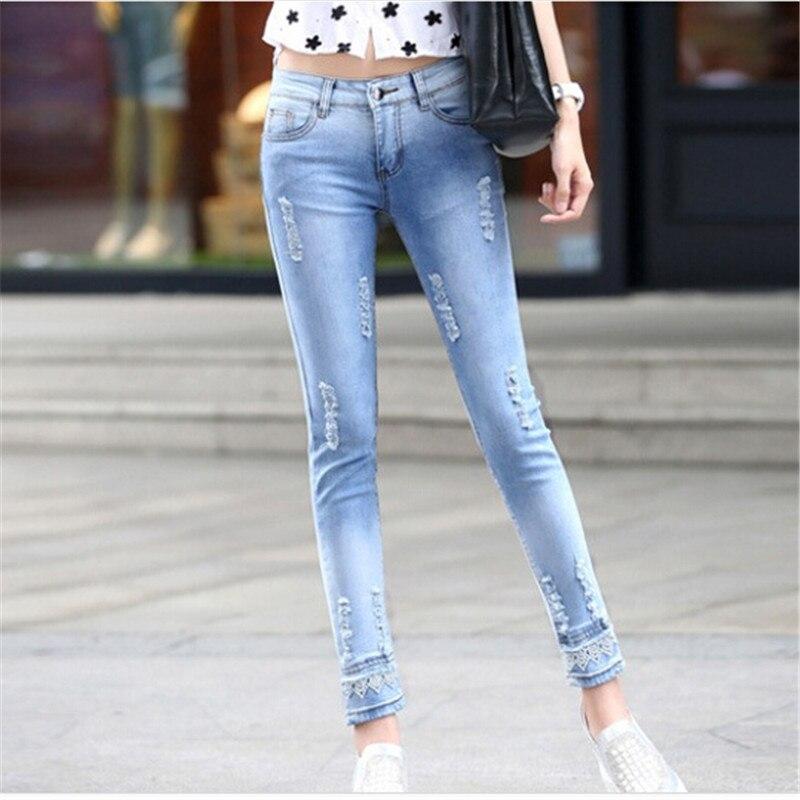 Popular Latest Women Jeans-Buy Cheap Latest Women Jeans lots from ...