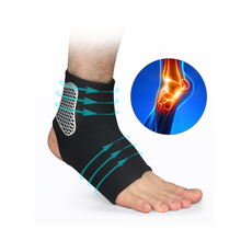 1 Piece Ankle Support Elastic High Protect Ankle Pads Boxing Safety Running Cycling Basketball Anti Hurt Sports Ankle Brace