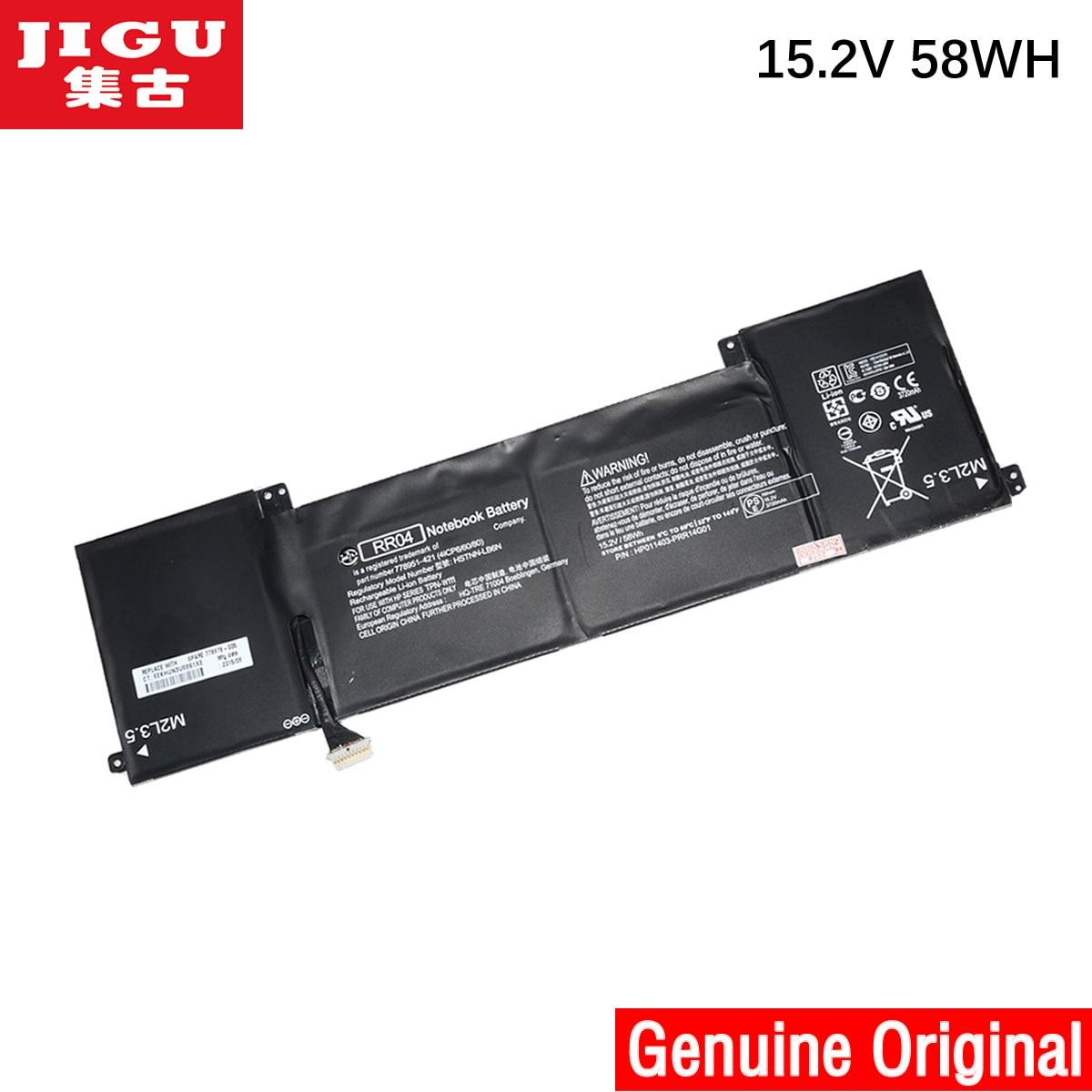 JIGU ORIGNAL Laptop Battery TPN W111 RR04XL FOR HP Omen 15 Notebook 15 5116TX