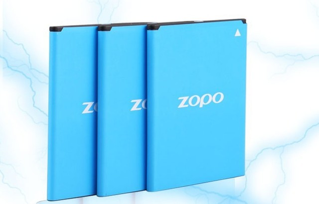 Free shipping new ZOPO Battery for ZOPO C2 and ZOPO ZP980 Cell Phone