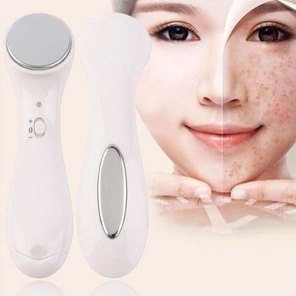 Handheld Vibration Ionic Massager Beauty Instrument Face Lift Skin Tightening Facial Deep