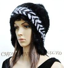Cx-c-70 норки трикотажные шляпы 2013 крышка зима