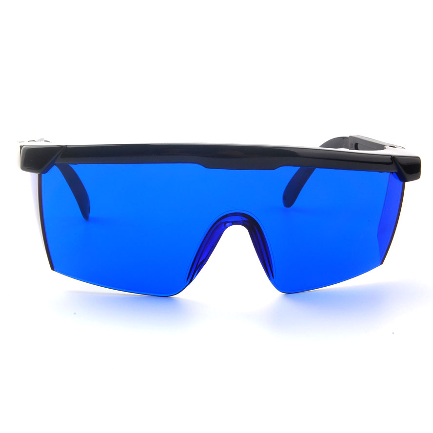 New Red Laser 600nm-700nm Eye Protection Goggles Safety Glasses With Box Decor Motor Parts Accessories