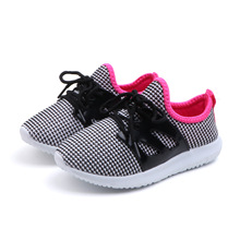 COZULMA Spring Summer Kids Shoes for Girls Boys Sport Fashion Sneakers Slip-On Breathable Outdoor