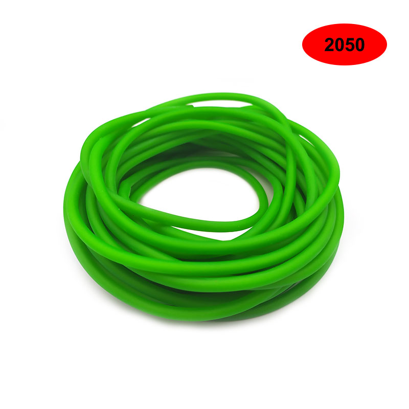1636 1842 2050 Slingshots Rubber Tube 1m 3m 5m Elastic Tubing Band For Outdoor Hunting Fishing Powerful Rebound